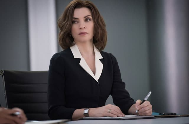 Julianna Margulies, la star de The Good Wife, va vous convaincre de regarder sa série