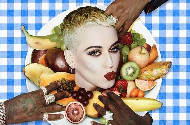 Katy Perry vous souhaite le Bon appétit dans son nouveau titre électro-pop