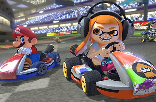 REPLAY — La rédac s'affronte sur Mario Kart 8 Deluxe