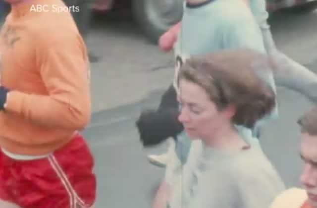 L'histoire de la femme qui a changé l'histoire en courant le marathon deux fois, à 50 ans d'intervalle