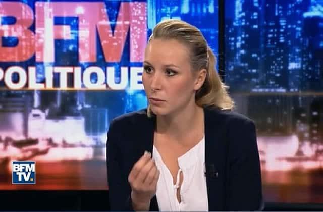Mariage pour tous: Marion Maréchal-Le Pen se «portera garante» de son abrogation