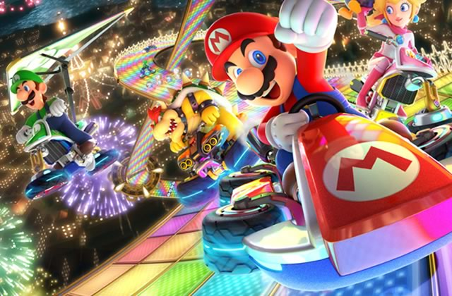 mario kart 8 deluxe sur nintendo switch le test. Black Bedroom Furniture Sets. Home Design Ideas