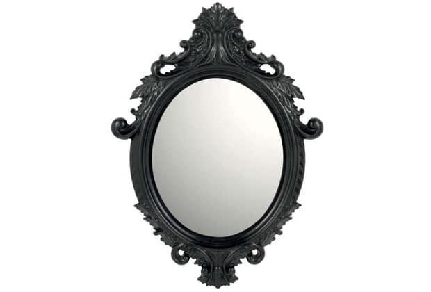 S lection d coration de miroirs for Miroir noir film