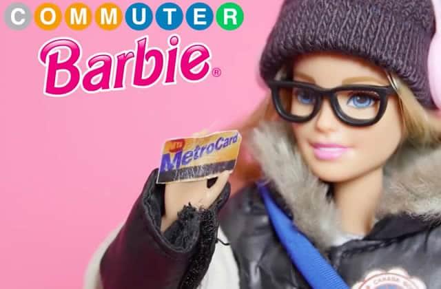 À quoi ressemblerait la Barbie de ta ville?