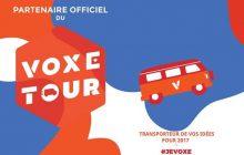 Le #VoxeTour, c'est aussi parler éducation entre une glace Ben & Jerry's et un bootyshake !