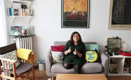 Dans l'appart' de Laura, organisatrice de défilés de mode à Paris