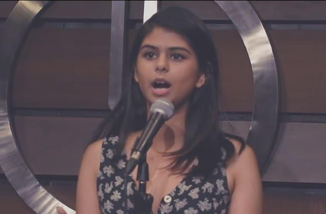 Aranya Johar, la jeune poétesse indienne engagée qui force l'admiration