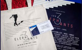 Le festival des 3 Éléphants vous fait gagner 3 packs & pass week-end !
