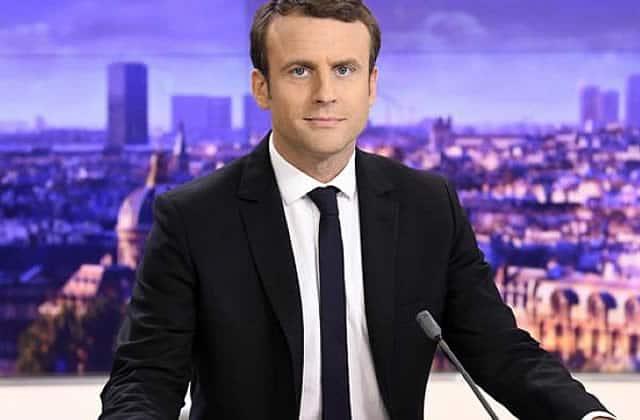 Emmanuel Macron est le nouveau Président de la République Française