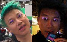 Les faux-cils LED, les cils lumineux du futur !