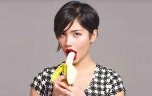 Manger une banane en public quand on est une femme, l'expérience infernale
