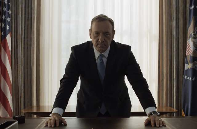 5 leçons que cet enfoiré de Frank Underwood (House of Cards) m'a apprises