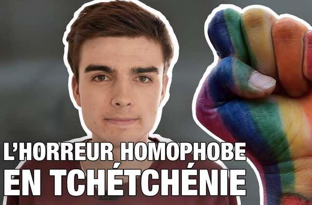 Il faut parler de l'horreur homophobe en Tchétchénie, alerte Hugo Travers