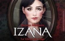 Izana la voleuse de visage de Daruma Matsuura, un roman de magie et d'apparences