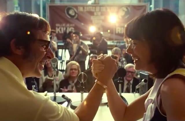 «Sale macho contre féministe velue», la promesse du film alléchant La Bataille des sexes