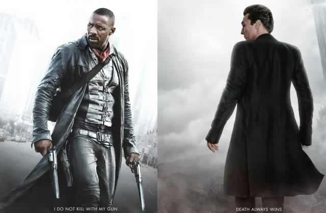 La Tour Sombre a trois nouveaux extraits, et Idris Elba n'a pas oublié le visage de son père