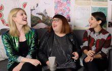 Les Coquettes chantent Hey Mademoiselle, un titre sur le harcèlement de rue qui swingue