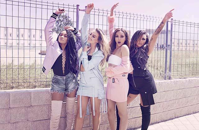 Pourquoi Little Mix est-il le groupe le plus empouvoirant du moment?