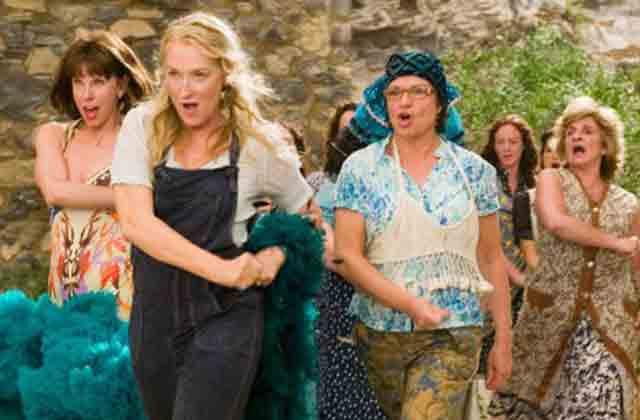 Le film« Mamma Mia!» va avoir une suite!