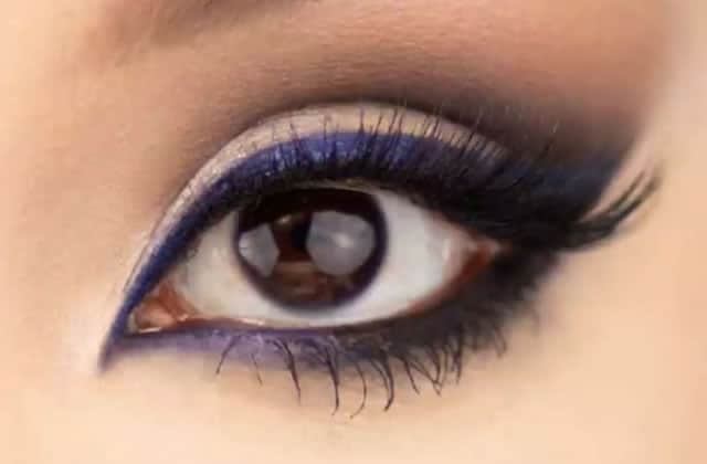 Maquillage yeux marron , comment maquiller ses yeux marron ?
