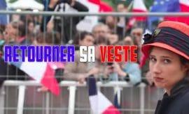 Marie S'Infiltre à la victoire d'Emmanuel Macron, #EnMarche vers le retournement de veste