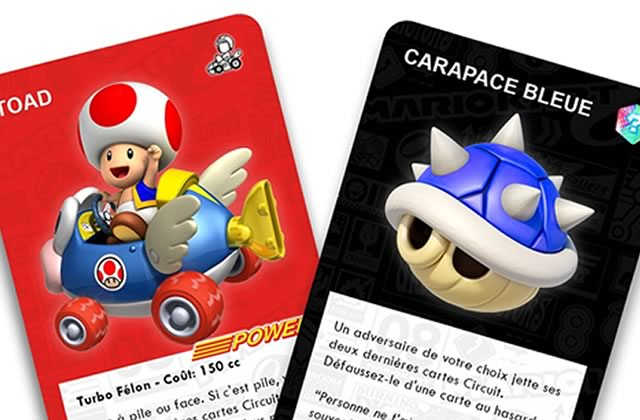 mario kart devient un jeu de cartes avec mariokards. Black Bedroom Furniture Sets. Home Design Ideas