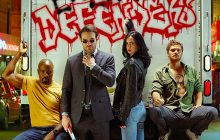 The Defenders unit Daredevil, Jessica Jones, Luke Cage et Iron Fist sur Netflix