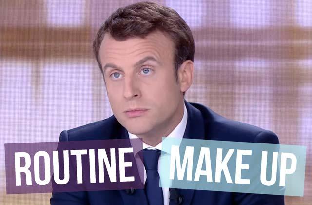 La routine beauté des candidats à la présidentielle, ou le teint «Élysée ready» au masculin!