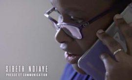 Sibeth Ndiaye, la révélation du documentaire Les coulisses d'une victoire