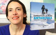 Stéphanie Gicquel, 2045km à travers le Pôle Sud par -35°C
