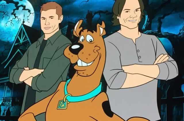 En totale roue libre, Supernatural annonce un crossover avec Scooby-Doo