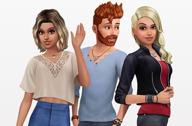 Les Sims sont de retour sur smartphone avec The Sims Mobile!