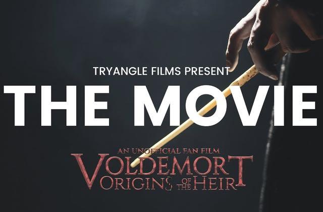 Le film sur Voldemort dont je n'osais rêver est sorti sur YouTube!