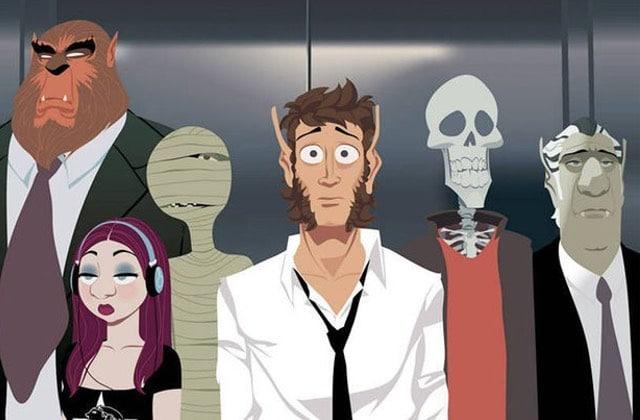 Zombillénium, le film inspiré de la BD à succès a sa première bande-annonce!