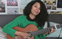 Milla Brune en session acoustique