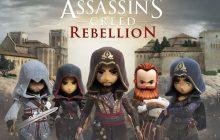 Assassin's Creed débarque sur smartphones!