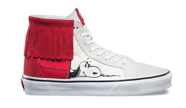 chaussures-vans-snoopy-niche