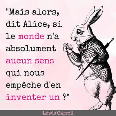 Alice Au Pays Des Merveilles La Citation Connue Mais Fausse