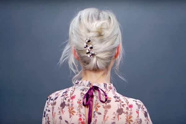 dix trop belles coiffures pour cheveux courts simples r aliser coiffure simple. Black Bedroom Furniture Sets. Home Design Ideas