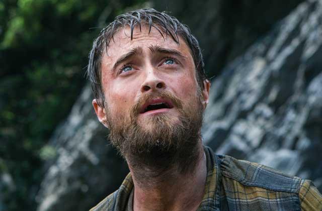 Daniel Radcliffe plonge en milieu hostile dans Jungle, bien loin de Poudlard