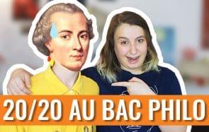 Comment avoir 20/20 à la dissertation du bac philo