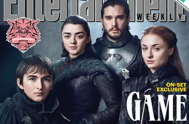Les photos des Stark dans Entertainment Weekly ont-elle spoilé la saison 7 de Game of Thrones ?