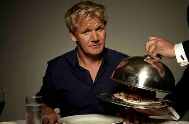 Gordon ramsay ses trois conseils pour bien manger au - Livre de cuisine gordon ramsay ...