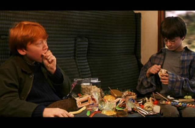 Le food porn de Harry Potter en une vidéo!