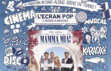 Poussez la chansonnette dans un Sing-Along parisien avec L'Écran Pop!