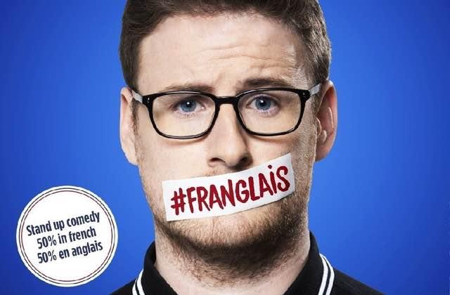 Paul Taylor te fait éclater de rire en anglais comme en français, le 23 juin au Bataclan!