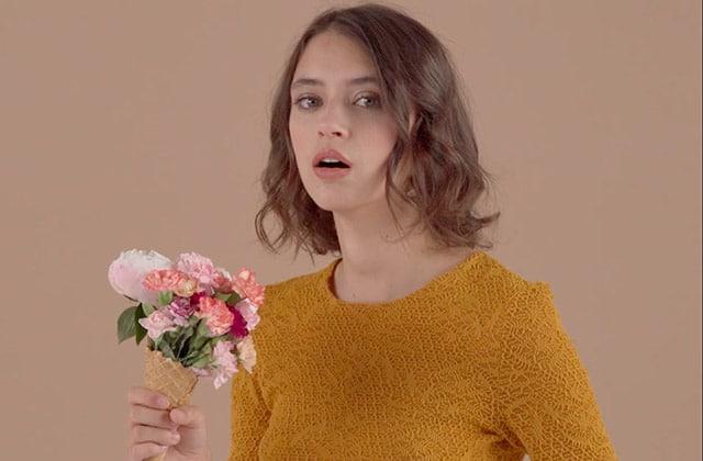 Pomme sort le clip tout en fantaisie de «Même robe qu'hier»