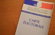 Les résultats du 1er tour des élections législatives 2017 annoncés