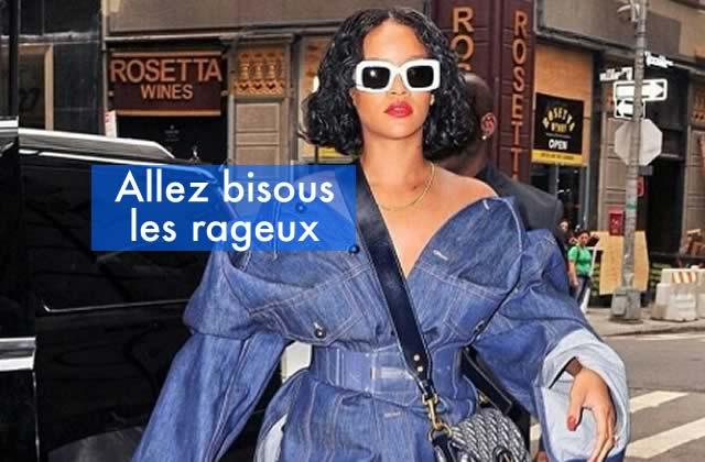 La réponse impeccable de Rihanna aux haters qui critiquent son poids