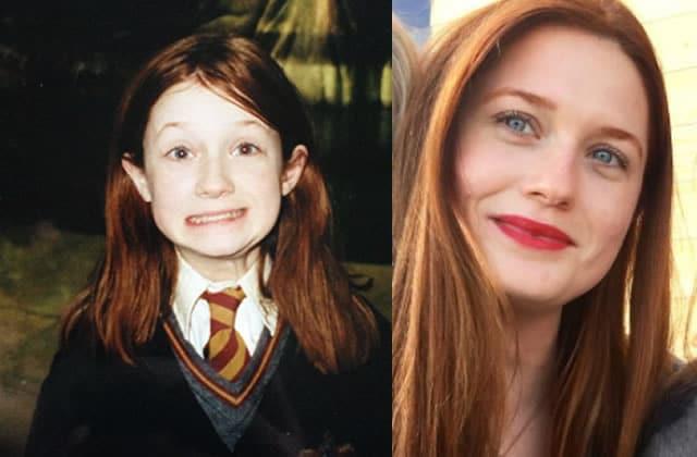 Bonnie Wright (Ginny Weasley) partage sa routine beauté de rousse qui prend le soleil et… se baigne dans de la moutarde !